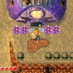 The Legend of Zelda: A Link Between Worlds (3DS) Screenshot (Photo: Business Wire)