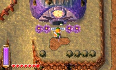 The Legend of Zelda: A Link Between Worlds (3DS) Screenshot (Photo: Business Wire)