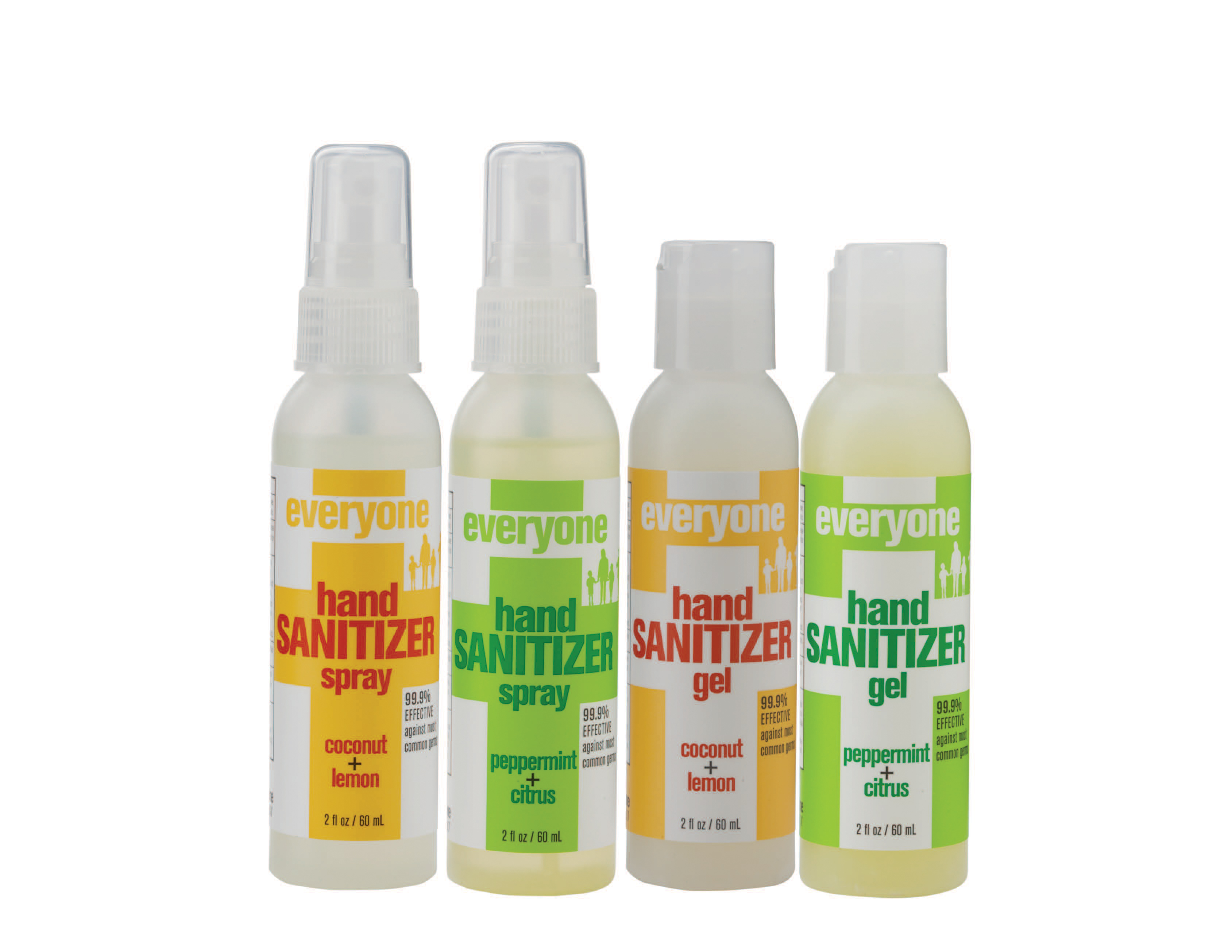 Buy Eo Products Everyone Hand Sanitizer Spray Peppermint