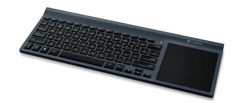 Logitech Wireless All-in-One Keyboard TK820 (Photo: Business Wire)