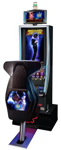 Michael Jackson Wanna Be Startin' Somethin' from Bally Technologies is headed to casino floors. (Pho ...