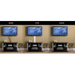 how to hide tv cords in student housing business wire. Black Bedroom Furniture Sets. Home Design Ideas