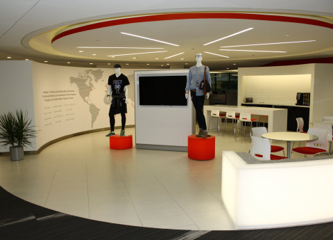 New Avery Dennison Headquarters Provides a State-of-the-Art, Collaborative and Sustainable Workspace ...