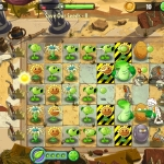 Plants vs. Zombies 2 Gameplay (Graphic: Business Wire)