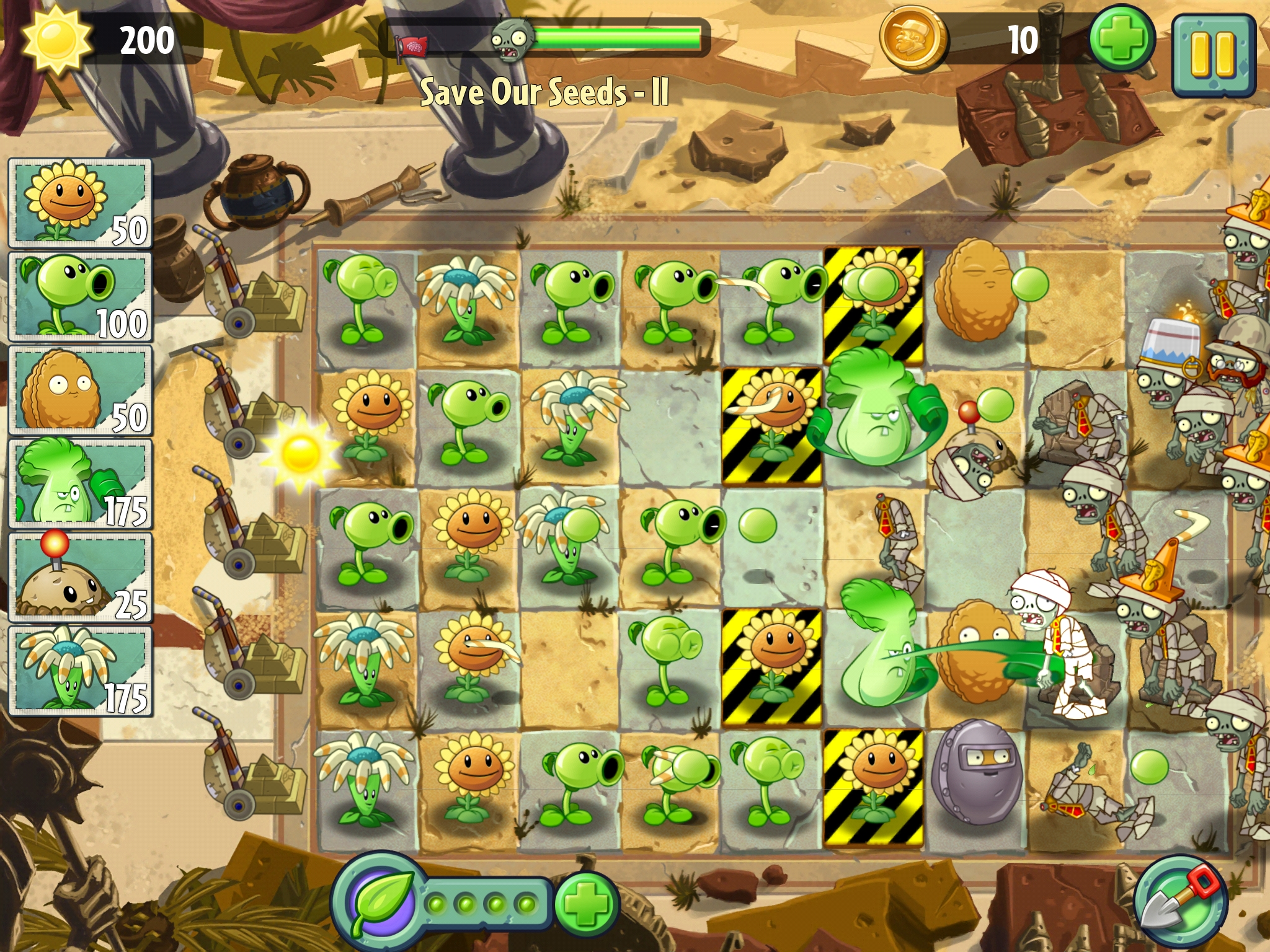 Popcap Launches Plants Vs Zombies 2 Worldwide Business Wire