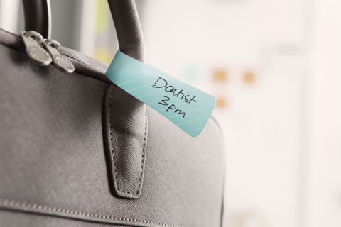 Post-it Reminder Tags from the Home Collection by Post-it Brand and Scotch Brand (Photo: Business Wi ...