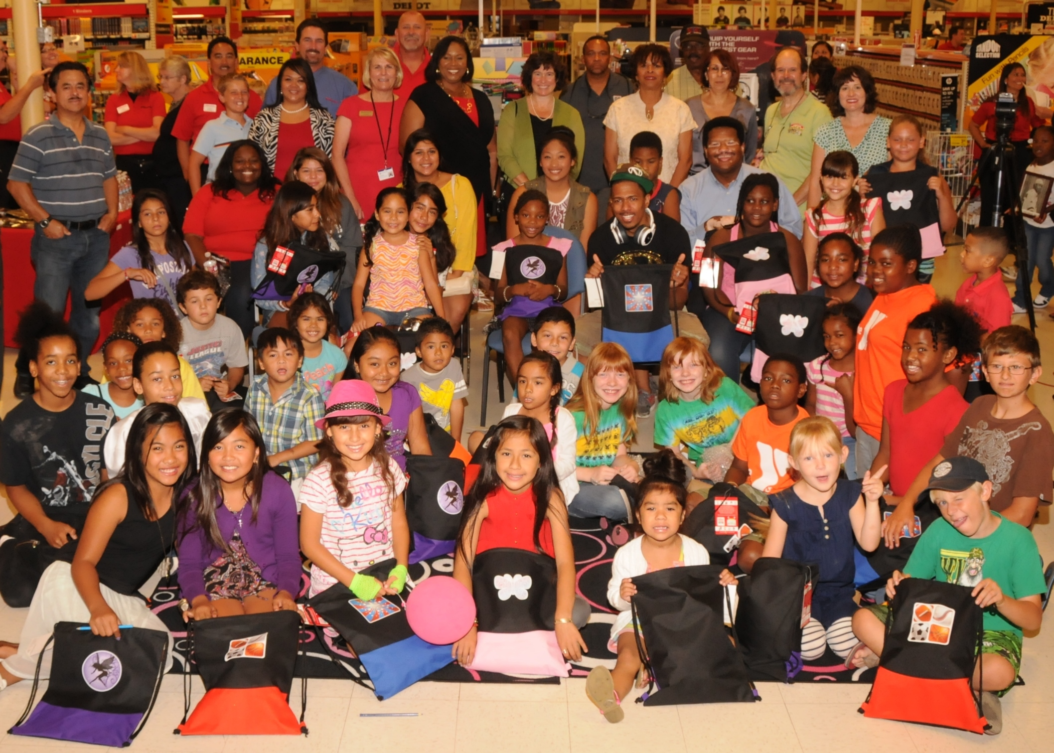 Office Depot Backpack Giveaway