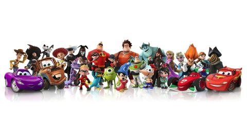 Disney Infinity is available now at retail stores nationwide. (Photo: Business Wire)