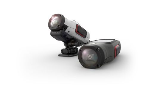 Garmin International Inc. today announced VIRB, its first true HD 1080p action camera series. (Photo: Business Wire)