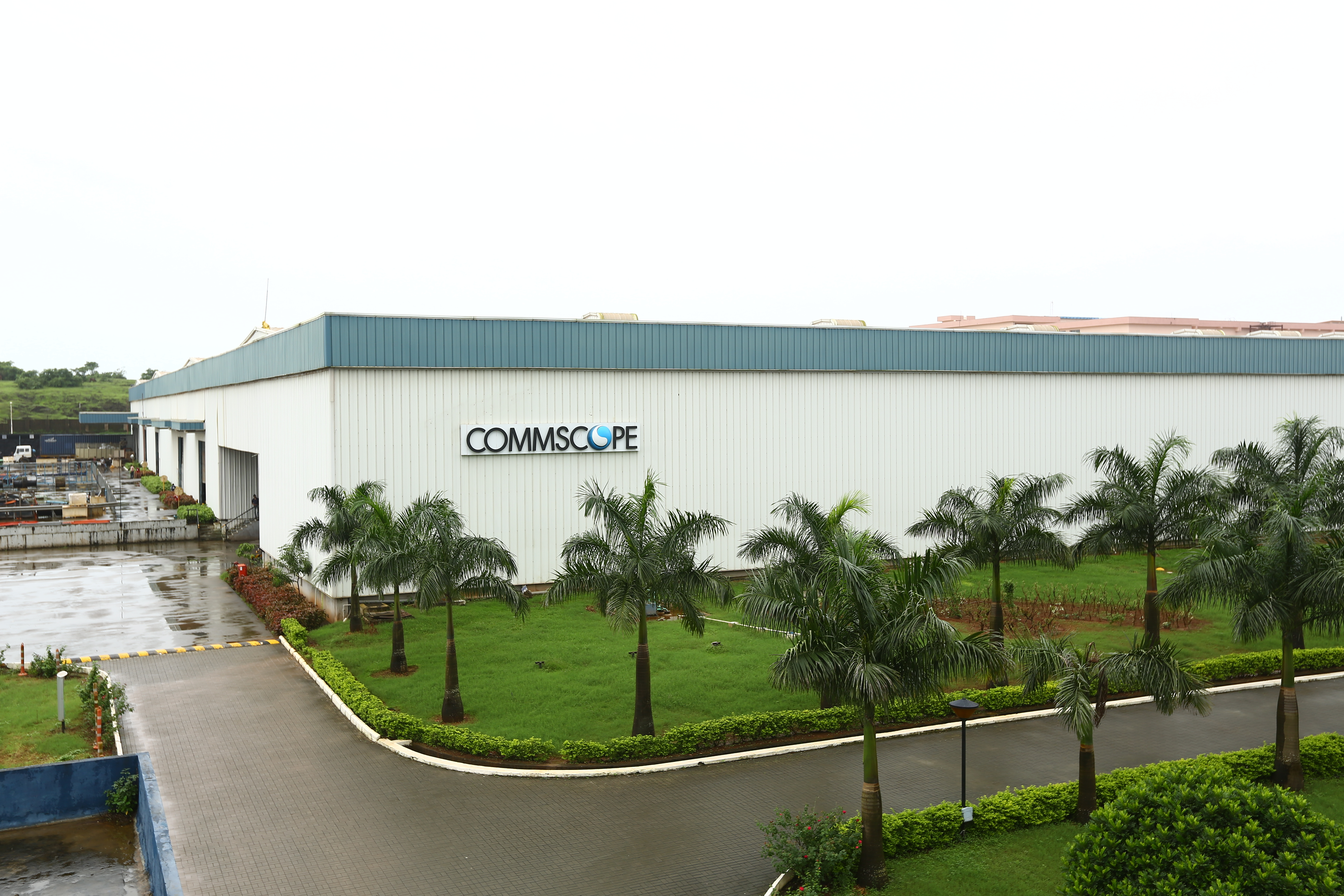 Technology Management Image: CommScope Adds Enterprise Solutions Production To Goa
