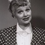 Lucille Ball Wearing Her Signature Polka Dot Dress Sold on Artfact (Photo: Business Wire)