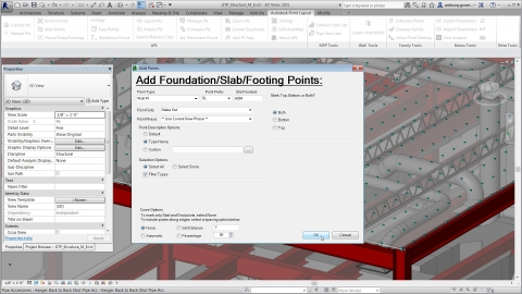 Creating layout points within drawings and models authored in AutoCAD, Revit, and Navisworks (Graphic: Business Wire)