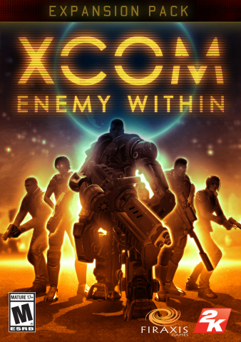 XCOM: Enemy Within, the expanded experience of the award-winning strategy title XCOM: Enemy Unknown, will be available in North America on November 12, 2013 and internationally on November 15, 2013 for PC, Xbox 360, PS3, and Mac. (Photo: Business Wire)
