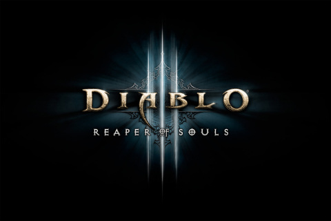 Diablo III: Reaper of Souls Logo (Graphic: Business Wire)