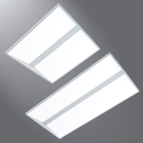 New LED WaveStream(TM) technology, offering an affordable, elegant and efficient solution to lighting, is now available on Metalux Encounter(TM) luminaires from Eaton's Cooper Lighting division. (Photo: Business Wire)