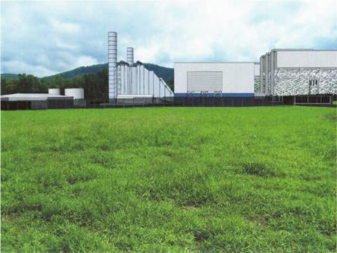 The 829 Megawatt Panda Liberty Generating Station (Photo: Business Wire)