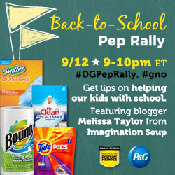 Join the Twitter Party on 9/12.