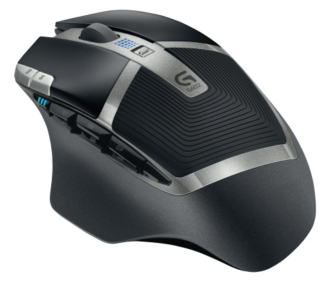 Logitech G602 Wireless Gaming Mouse (Photo: Business Wire)