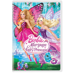 This fall, Barbie(R) flutters back into our hearts as Mariposa(TM), in the new movie Barbie(TM) Mariposa & the Fairy Princess, available now. As the 26th direct-to-DVD and Blu-ray(TM) combo pack release for the iconic doll, Barbie(R) is sure to enchant girls with this all-new tale of adventure and friendship. Mariposa(TM) is the royal ambassador sent to bring peace between her land, Flutterfield and its rival, the Crystal Fairies of Shimmervale.  Despite a rocky start, Mariposa(TM) becomes fast friends with the princess Catania(TM). The adventure begins when Mariposa encounters an evil fairy plotting to destroy Shimmervale. Mariposa rushes to her friend's side to help save the fairy land and together they prove the best way to make a friend is to be a friend. Girls can create their own magical moments with a line of themed dolls and toys currently available at retailers nationwide. (Graphic: Business Wire)