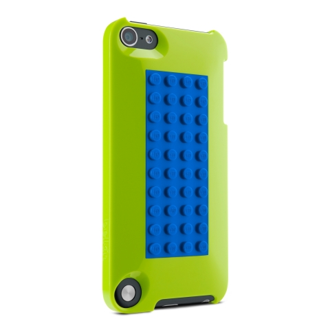 Create, play and protect your iPhone 5 with the Belkin LEGO® Builder Case for iPod Touch Fifth Generation (Photo: Business Wire)