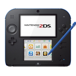 Nintendo 2DS, an entry-level dedicated portable gaming system that plays all Nintendo 3DS and Nintendo DS games in 2D, launches on Oct. 12, the same day as Pokémon X and Pokémon Y. (Photo: Business Wire)