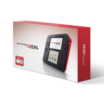 Nintendo 2DS will be available in Red or Blue at a suggested retail price of $129.99. (Photo: Business Wire)