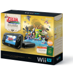A new limited-edition Wii U bundle featuring The Legend of Zelda: The Wind Waker HD launches on Sept. 20 at a suggested retail price of $299.99. (Photo: Business Wire)
