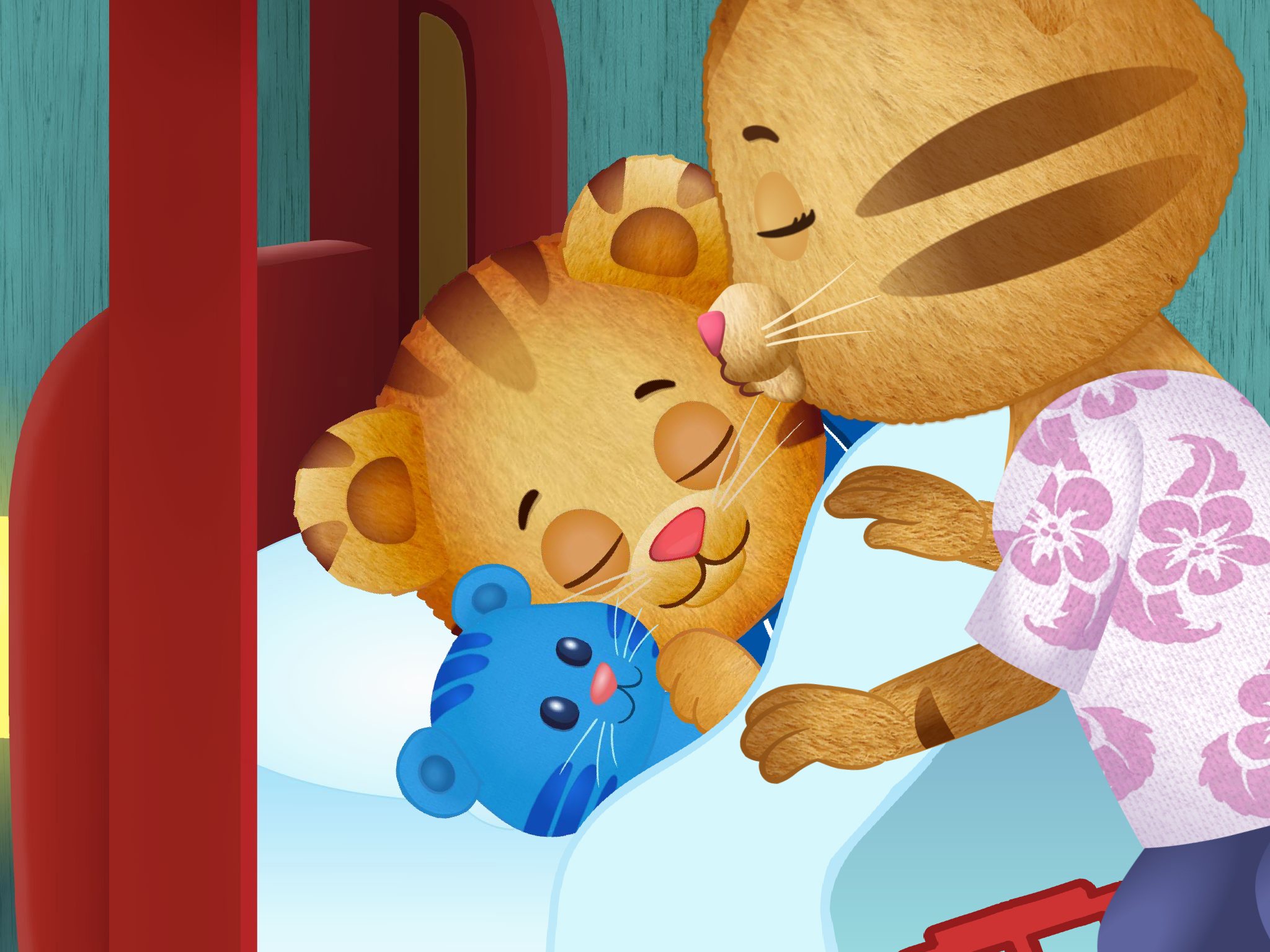 Pbs Kids Launches Second Daniel Tiger S Neighborhood App For Iphone Ipad Ipod Touch Business Wire