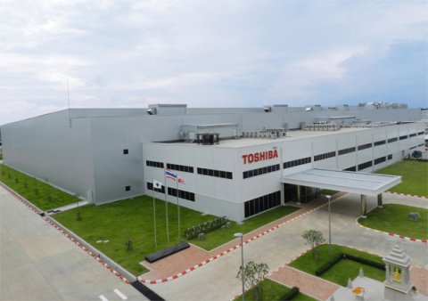 Toshiba Semiconductor (Thailand) Co., Ltd. (Photo: Business Wire)