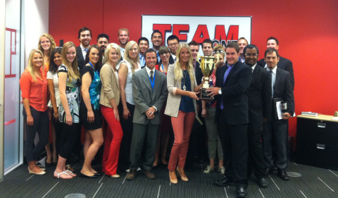 Team One Earns National Recognition for Sales Excellence (Photo: Business Wire)