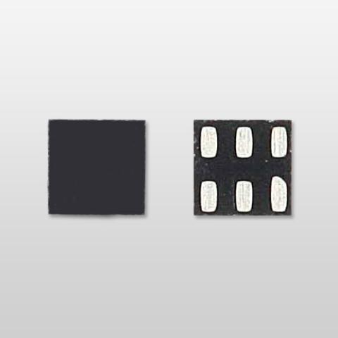 Toshiba small-size 1.0 x 1.0 mm leadless sMP6 package one-gate logic IC: TC7SZ32MX (Photo: Business Wire)