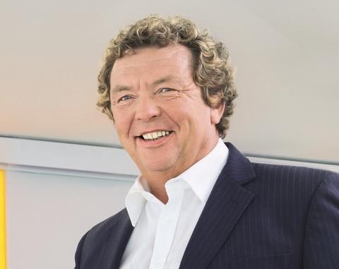 Reinhard Vogt, Sartorius AG (Photo: Business Wire)