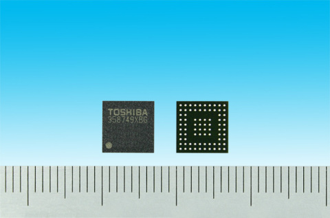 "Toshiba's MIPI(R) CSI2 Interface Bridge IC ""T358749XBG"" (Photo: Business Wire)"