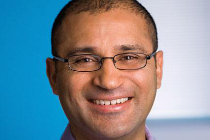 Former Yahoo! exec Tapan Bhat joins Lithium as Chief Product Officer (Photo: Business Wire)