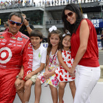 Target NASCAR Sprint Cup Series driver, Juan Pablo Montoya, his wife, Connie, and their three kids put GE's Bright from the Start to the test in their own home. In honor of Bright from the Start's new product offerings, GE Lighting is giving consumers the chance to win and spend a day with the Target Chevrolet SS driver and pit crew. Enter to win GE Lighting's VIP Race Pass for two at the May 2014 Charlotte Cup by visiting http://bit.ly/GEPitPassSweeps. #GEPitPassSweeps (Photo: General Electric)