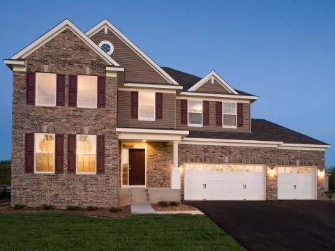 New Ryland Homes at Bailey Lake of Woodbury (Photo: Business Wire)