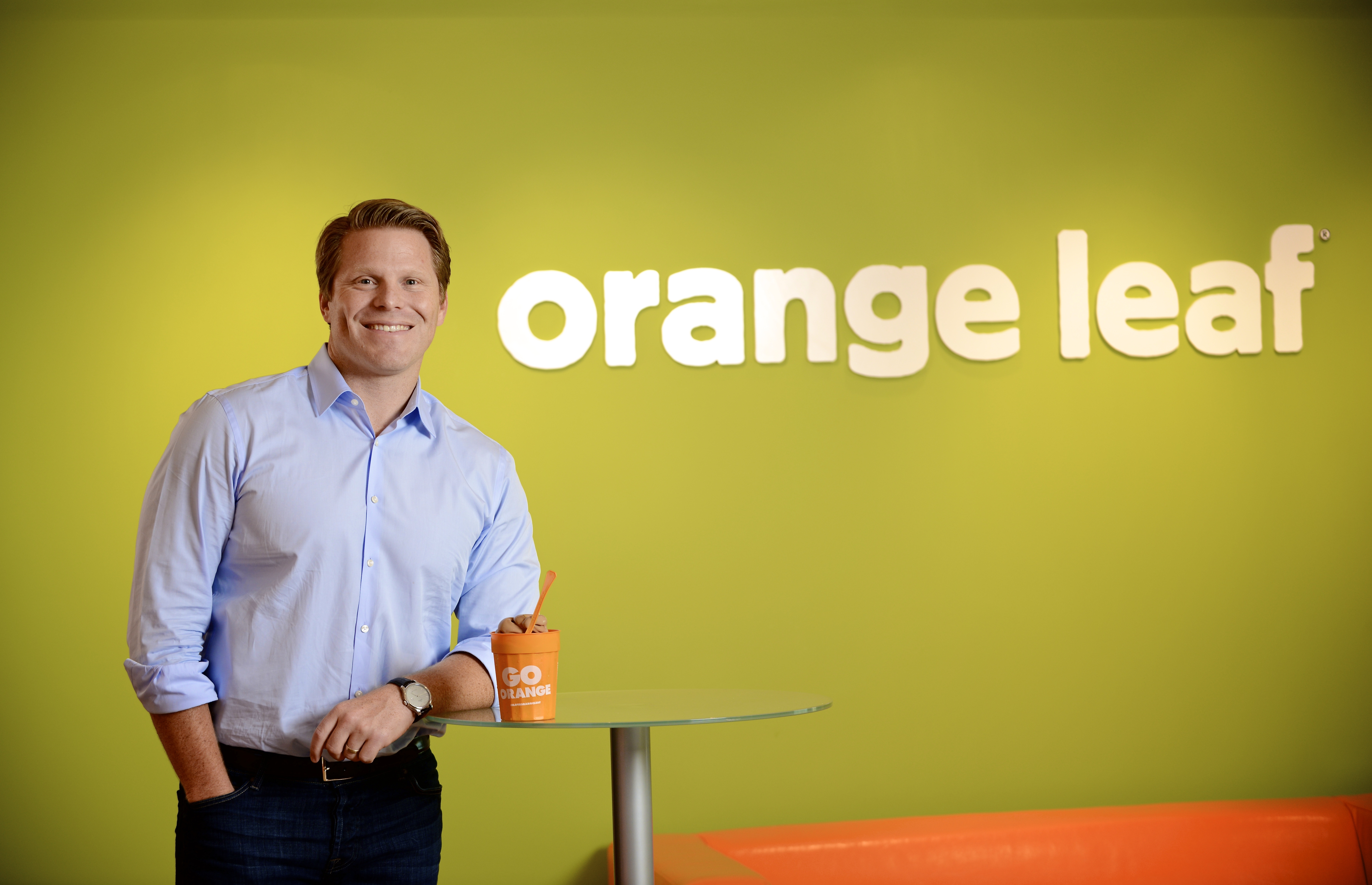Orange Leaf Frozen Yogurt Launches U201cGo Orange For No Kid Hungryu201d To Help  End Childhood Hunger In America | Business Wire