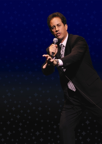Citi Presents Performance by Jerry Seinfeld Exclusively to ThankYou Cardmembers (Photo: Business Wir ...