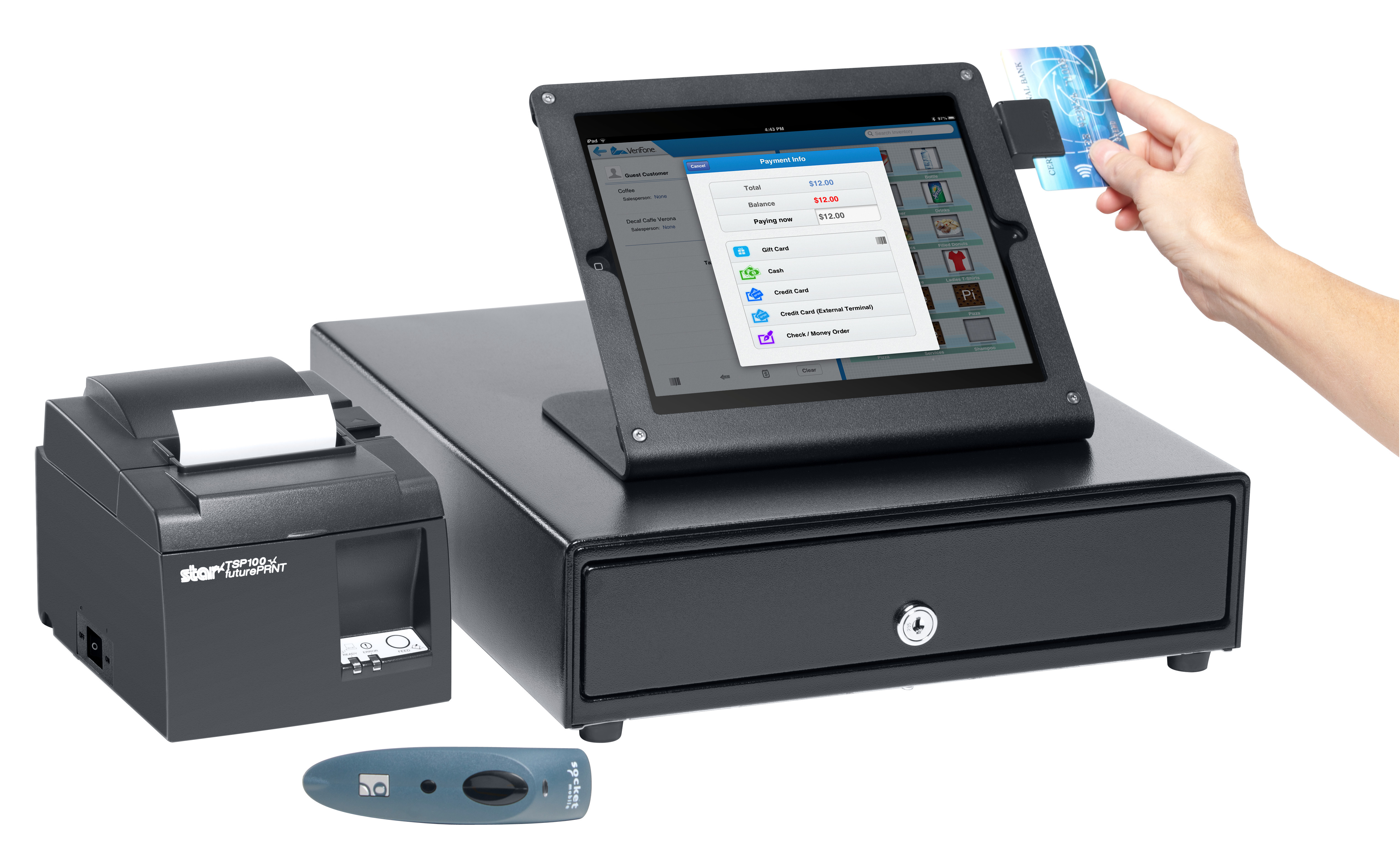 VeriFone Delivers POS Software Platform for Tablets to ISOs and ...