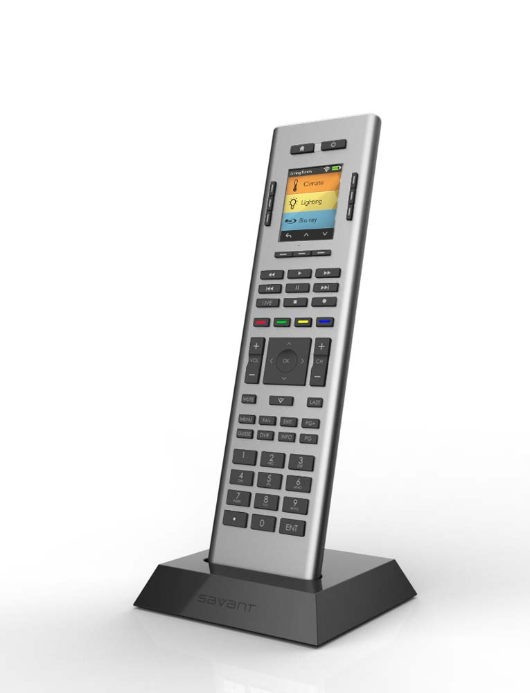 Savant unveils self configuring universal remote control business savant unveils self configuring universal remote control business wire malvernweather Image collections