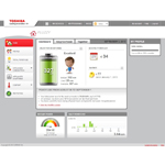 Screen Image for Visualization of Energy (Graphic: Business Wire)