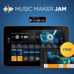Now also available for Android: Music Maker Jam by MAGIX (Photo: Business Wire)