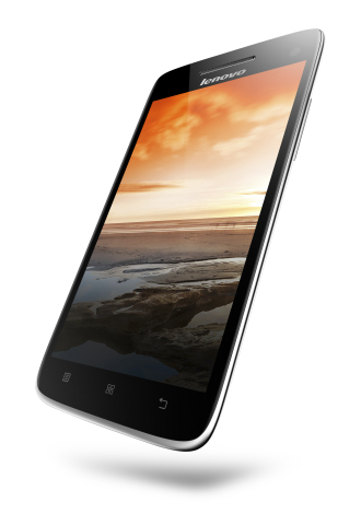Lenovo Vibe X Smartphone (Photo: Business Wire)