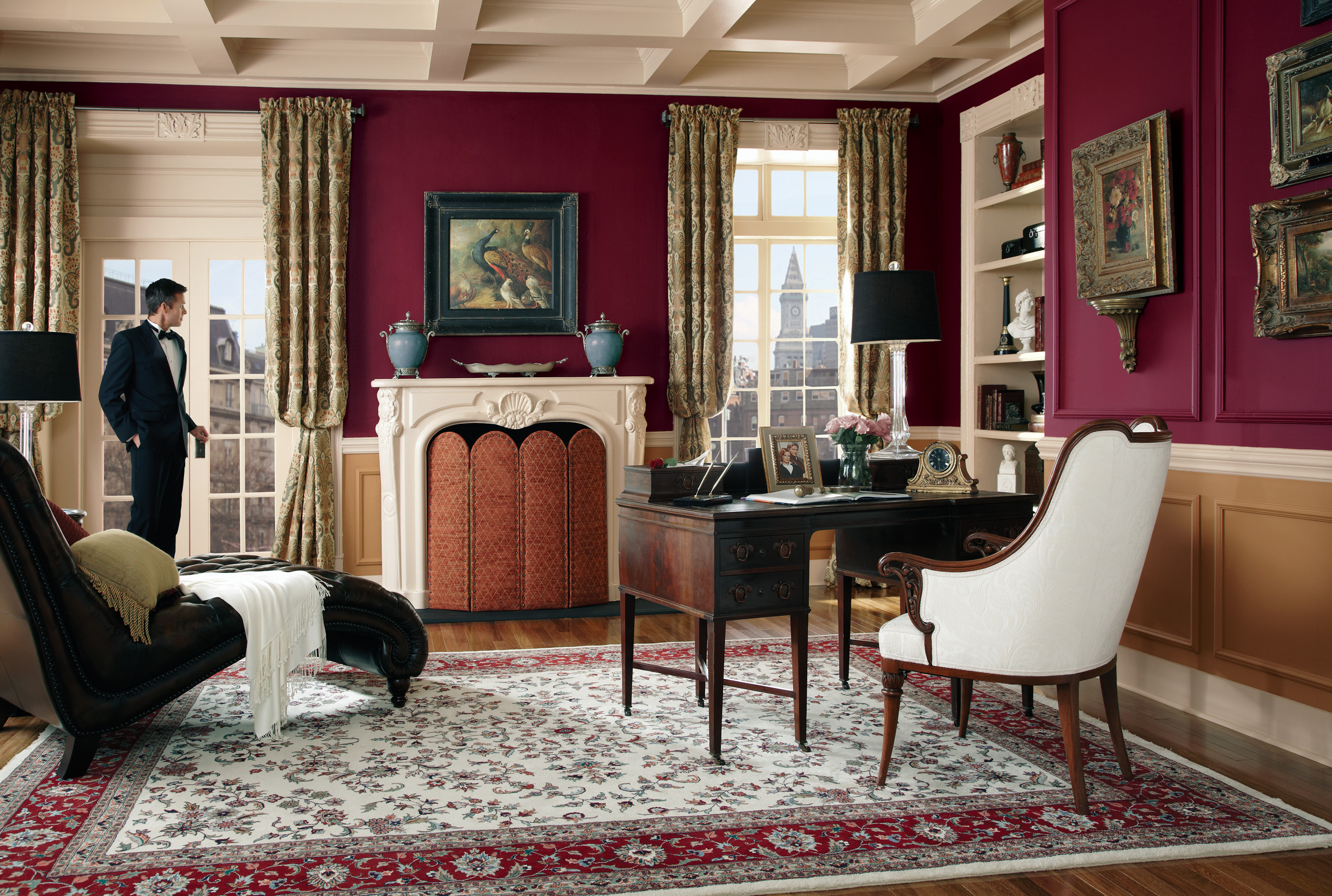 Delightful Behr Paints Introduces 2014 Color Trends Featuring Four Eye Catching Themes  And 20 Unique Hues | Business Wire