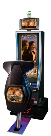 At G2E 2013, Bally Technologies' will unveil the TITANIC video slot based on the Academy Award-winni ...