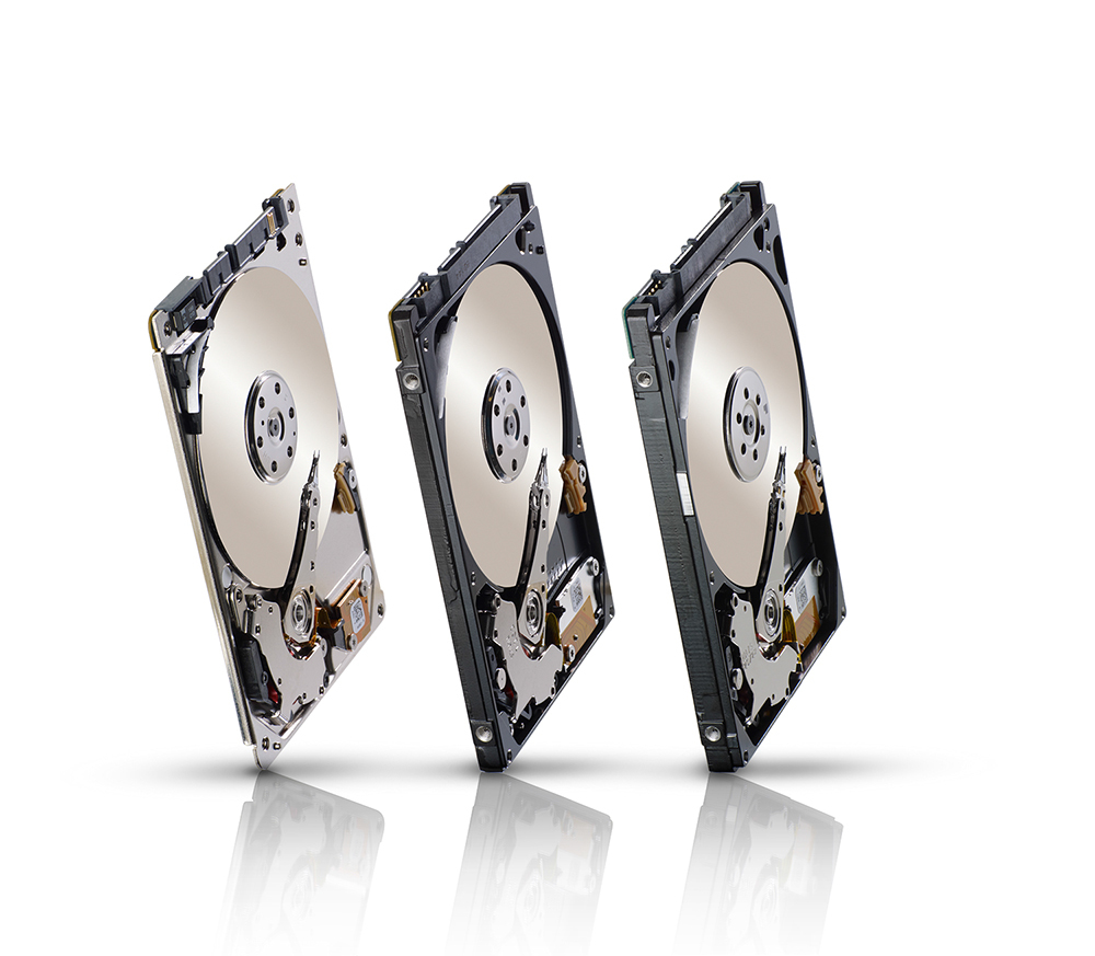 Seagate Ultra Mobile HDD designed exclusively for mobile devices. (Photo: Business Wire)