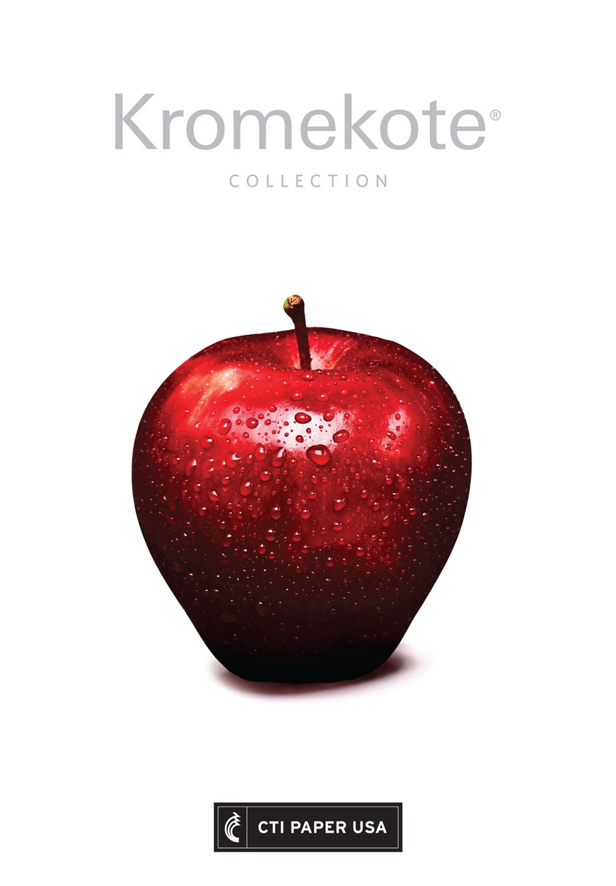 CTI Paper USA launches new Kromekote Collection for commercial printers, graphic designers and paper distributors across North America (Photo: Business Wire)