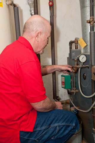Homeowners should schedule their annual heating system tune-up in advance of fall and winter weather (Photo: Business Wire)