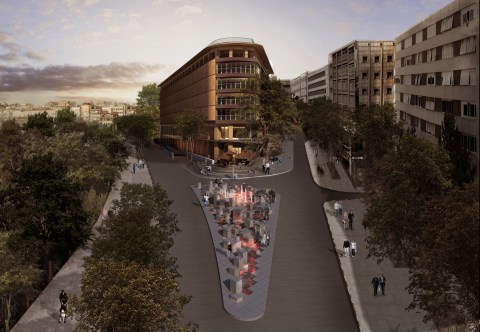 Rendering of St. Regis Istanbul. (Photo: Business Wire)