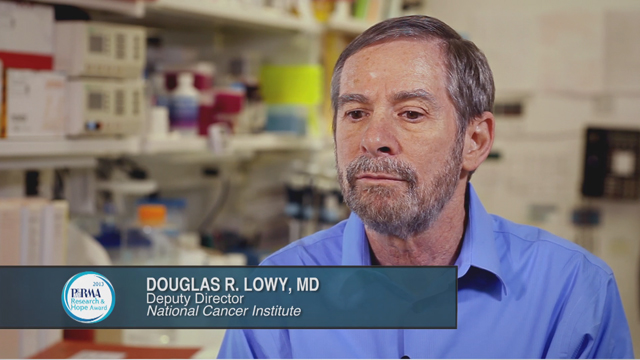 Drs. Lowy and Schiller are receiving the 2013 PhRMA Research & Hope Award for Academic or Public Research for the discovery of the human papilloma virus (HPV) vaccine for the prevention of cervical cancer.